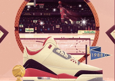 Iconic Sneakers #03