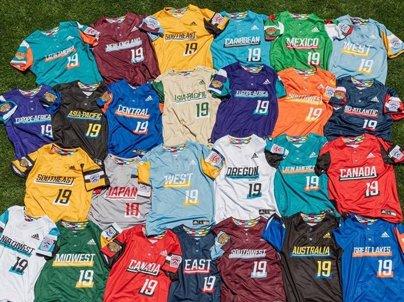 adidas-and-little-league-unveil-2019-baseball-&-softball-world-series-uniforms