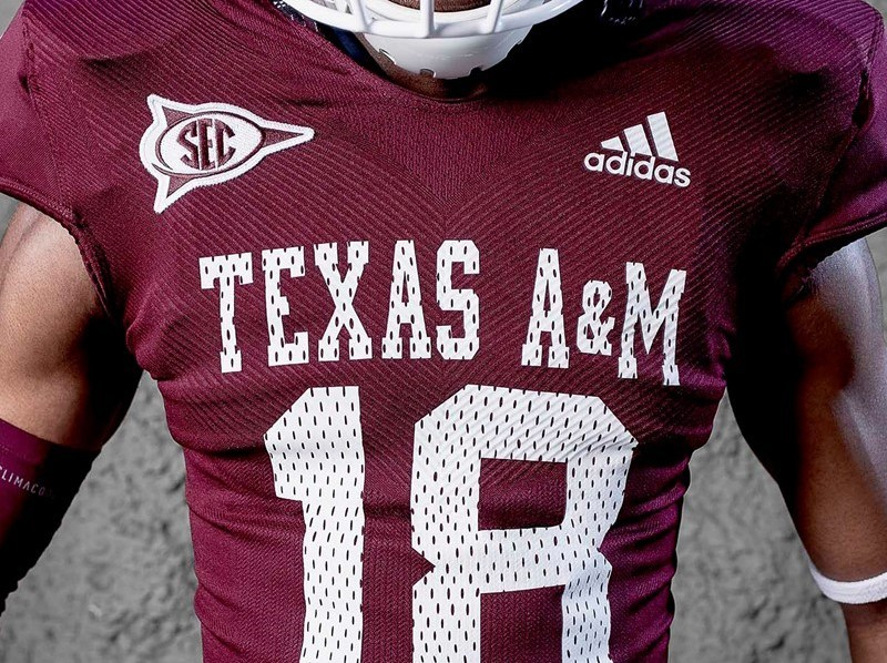 texas-a&m-university-and-adidas-unveil-throwback-alternate-uniforms-to-honor-legendary-1998-aggies-team