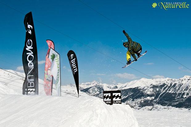 Beni @ snow (Fotó: Vaskó Norbi)