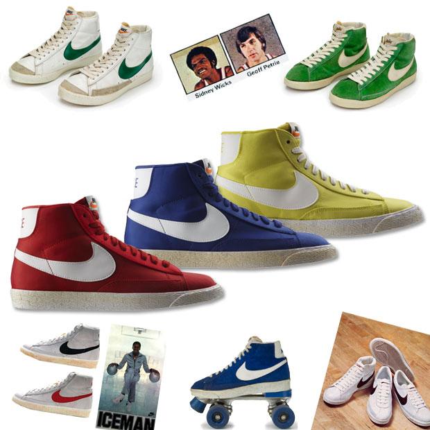 40 éves a Nike Blazer - egy kis törióra és itthon is megkapható színek
