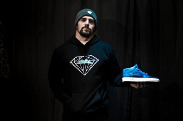 Psychostore Store Check @ Westend - Marco tetőtől talpig Lakai x Diamond Supply cuccokban