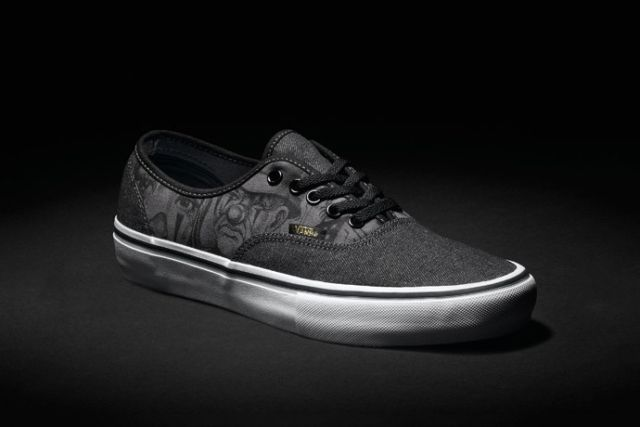 """Mister Cartoon x Vans Syndicate Authentic """"S"""""""