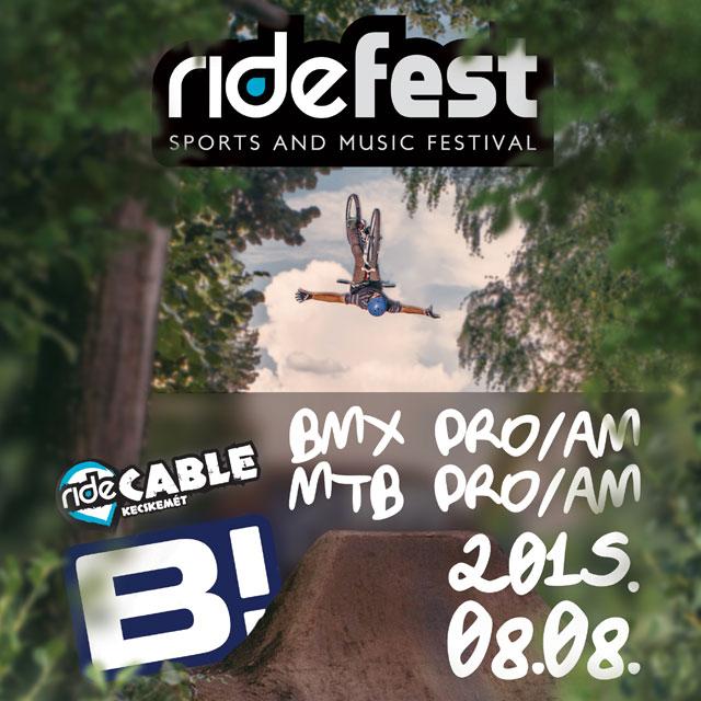 BMX és MTB dirt verseny @ RCR DiRT Park, Kecskemét (2015. augusztus 8.)