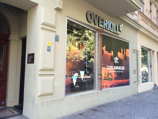 Berlin Sneaker Store Check: Overkill