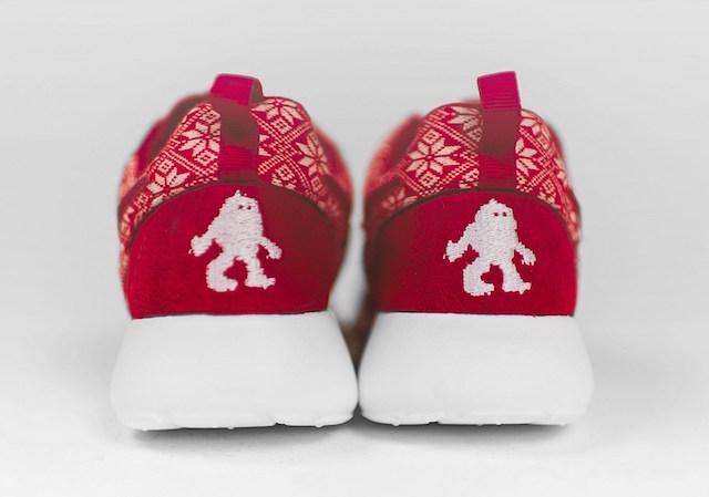Nike Rosh One 'Winter Yeti' Red