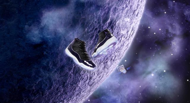 Decemberben érkezett meg újra a 'Space Jam' Jordan XI-es