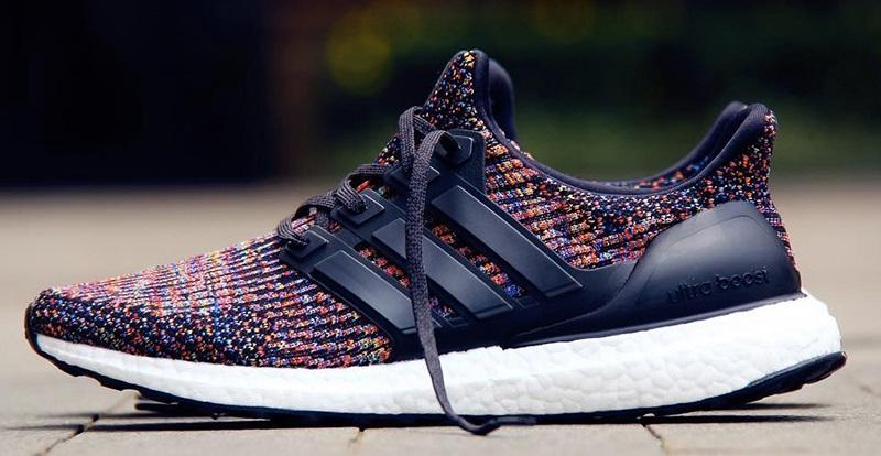 Adidas Ultra Boost Multi-Color - Már most sokan izgalommal várják - képforrás: Highsnobiety