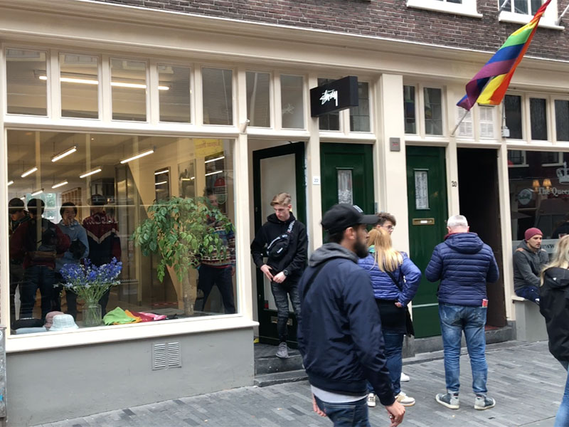 Amsterdam Store Check: Stüssy (Zeedijk 22)