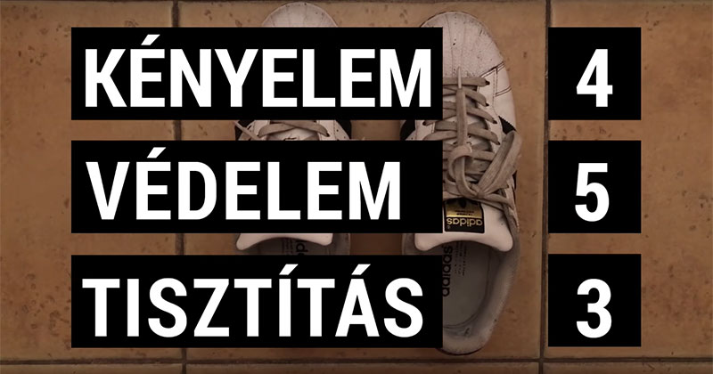 adidas Superstar cipőteszt @ Balaton Sound