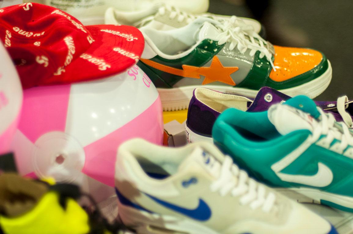 Magán eladók cipők a Kicks R Good-on
