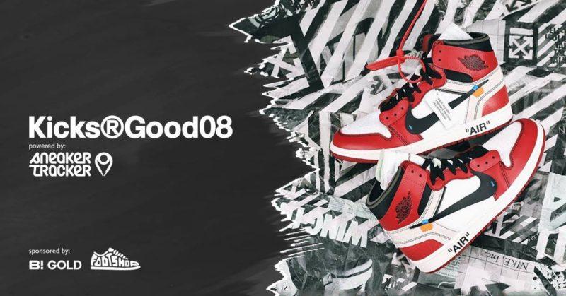 Kicks R Good 08 powered by: SneakerTracker @ Dürlin 18.10.20.