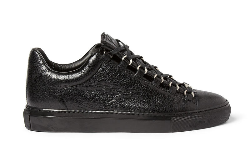 Balenciaga Arena Creased Leather sneaker (2012)