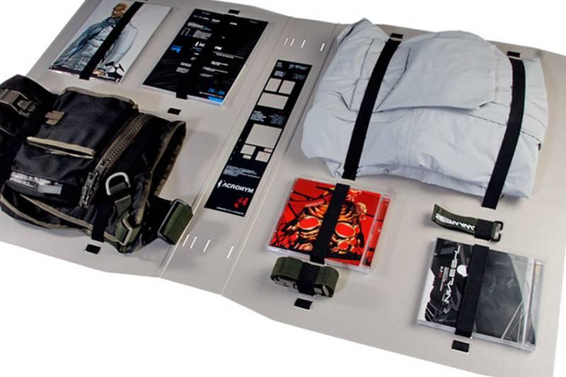 ACRONYM First Edition Kit - Katt a többi képért!