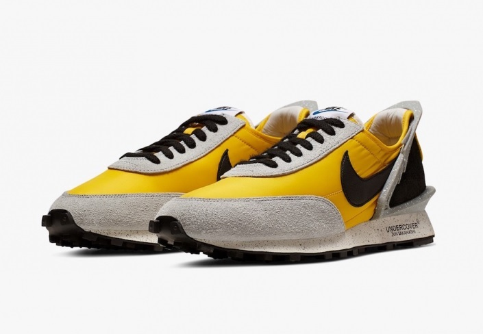 Nike x Undercover Daybreak Bright Citron sneaker release