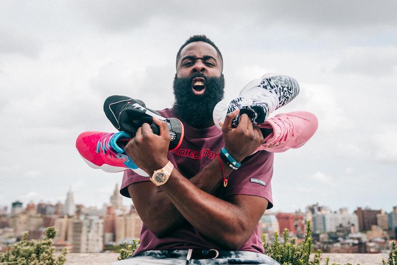 Adidas Harden vol4 - NBA kosaras cipők