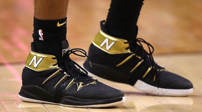 NBA kosaras cipők: New Balance OMN1S