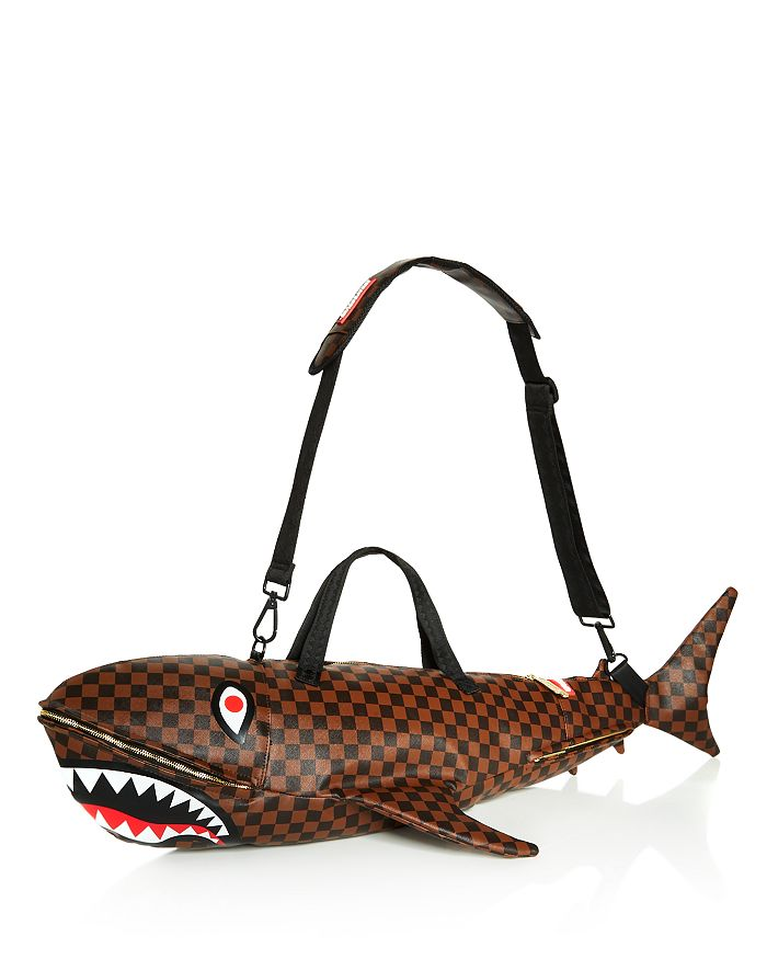 Sprayground Sharks in Paris Shark Bag