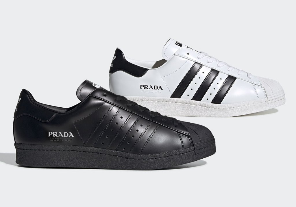 adidas / Prada Superstar