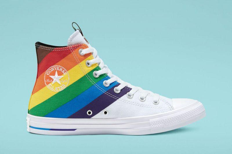A Converse idei Pride cipője, amit átformálhattok