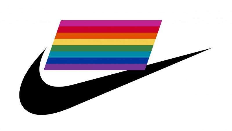 A Nike BETRUE kollekció idei logója