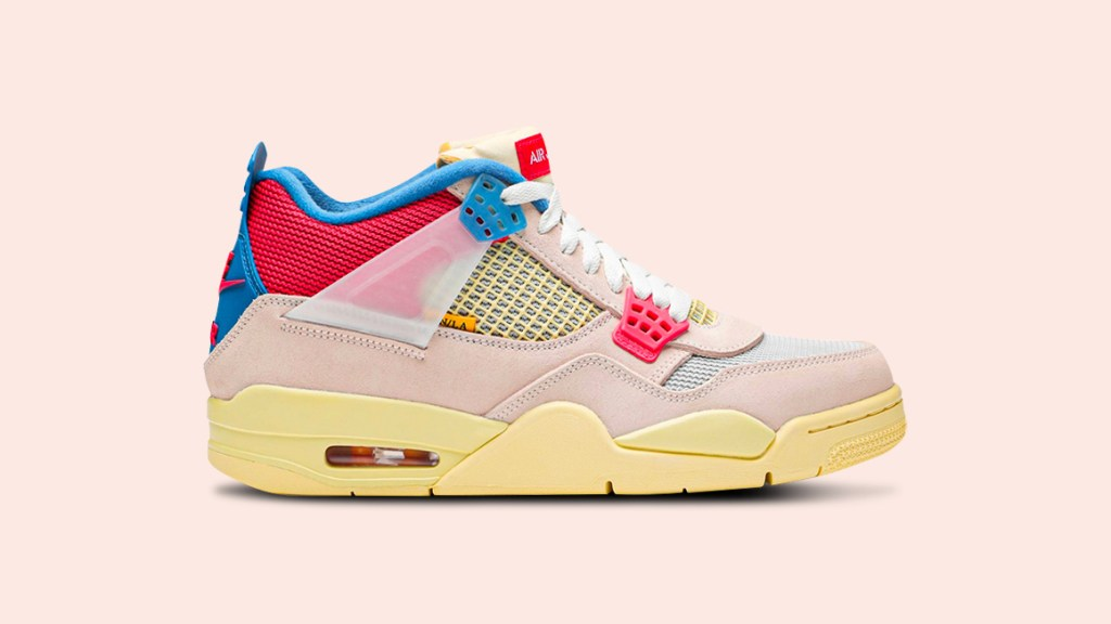 Nike x Union Air Jordan 4 GUAVA