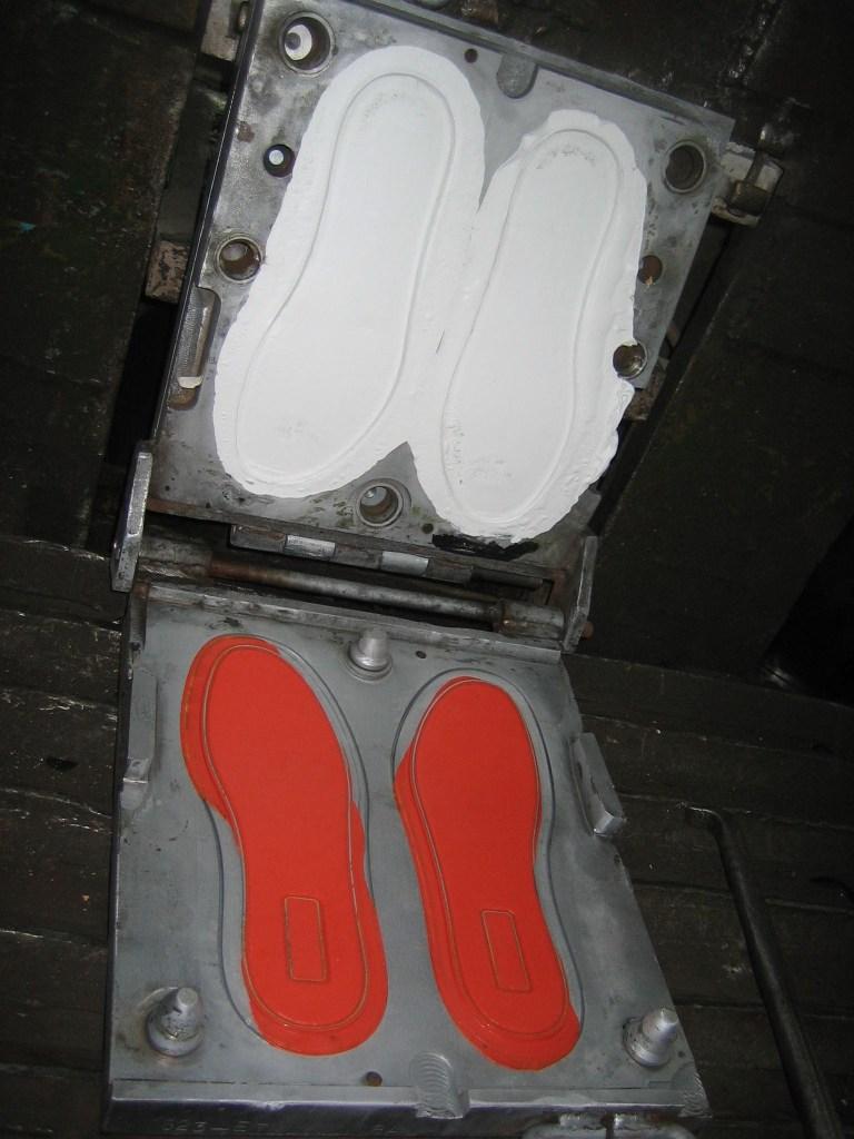 Nike Outsole mold