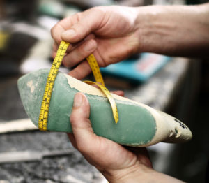last making school How shoes lasts are Made