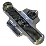 Brannock device to measure feet