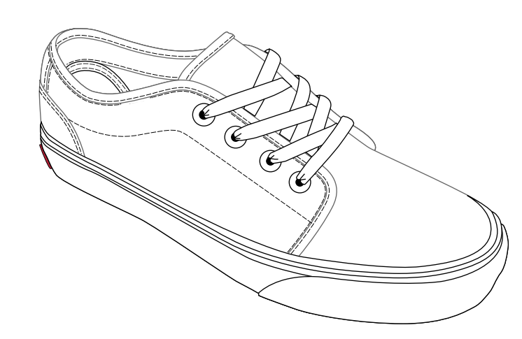 How Vans Shoes are Made: Vulcanized