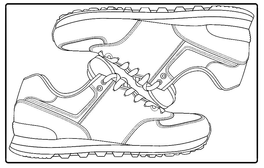 Procedimientos de la inspección del calzado