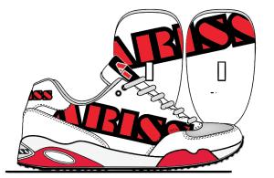 Shoe Logo Design - How to design shoes