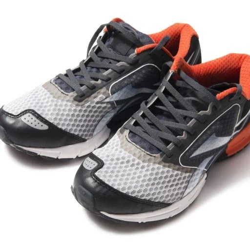 materials for running shoes