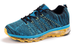 Nike™ Flyknit™ technology, some times called 4D knitting is changing the way athletic shoes are made