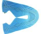 A simple knit shoe upper $2.50 USD per pair