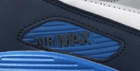 Fake Nike side logo