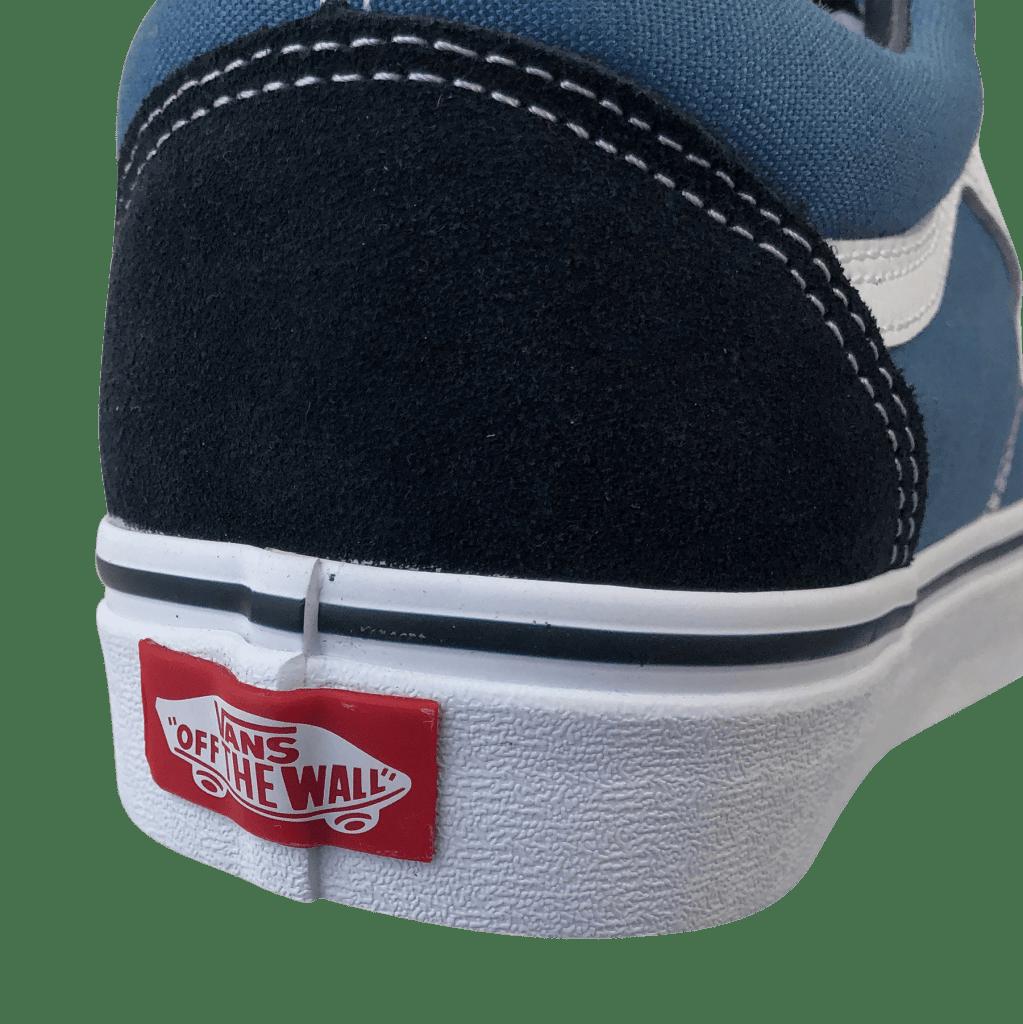 Vans Old Skool quality - Heel bump
