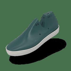 Sneaker Last and Sole vamp view DIY shoemaking kit