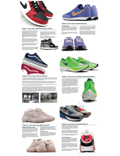 complete guide to sneaker authentication and inspection