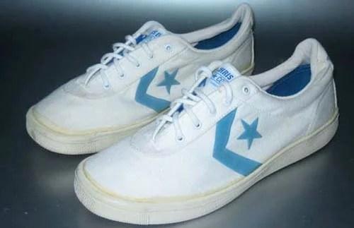 Converse Chris Evert SneakerFiles
