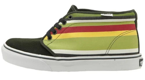 Vans Spring/Summer '09 Striped Pack