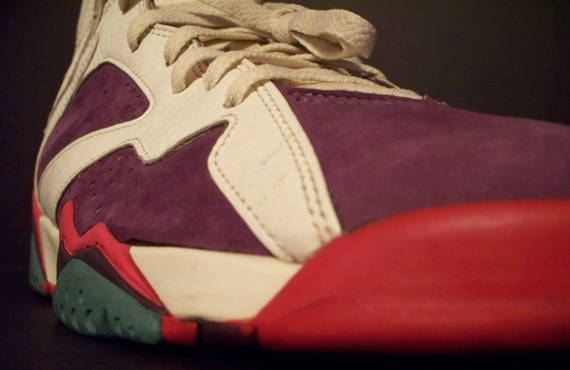 Air Jordan VII (7) 1992 Look See Sample