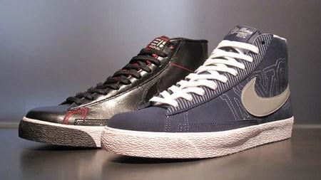 Nike Blazer High Premium - 312 Chi City & Big Homie NYC
