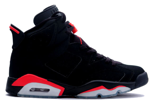 Air Jordan VI (6) Infrared Package - Releasing June 2010