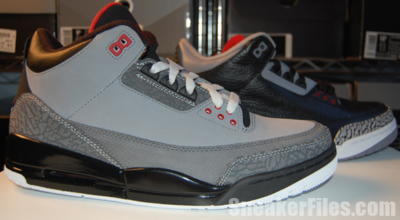 air jordan 3 black cement 2003 dodge