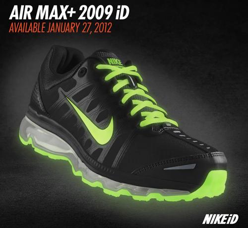 Nike Air Max+ 2009 iD
