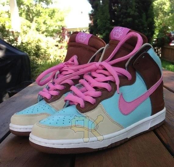 Pink And White Jordans 2013