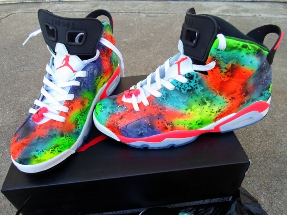 Nike Shoes Bright Colored