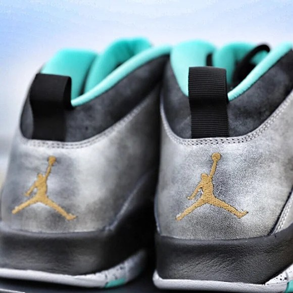 Air Jordan 10 Retro Lady Liberty All Star