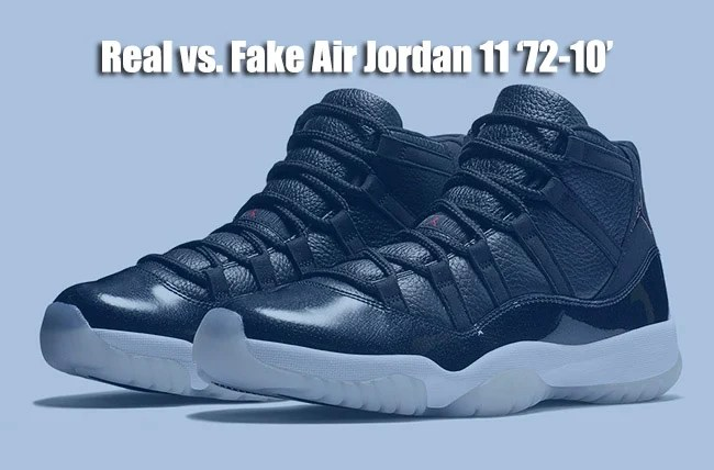 Jordan Fake You Can How Difference Tell And Real Between
